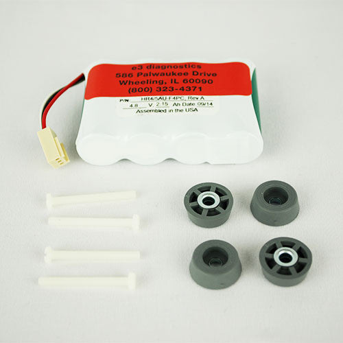 GSI AUDIOscreener Battery Set