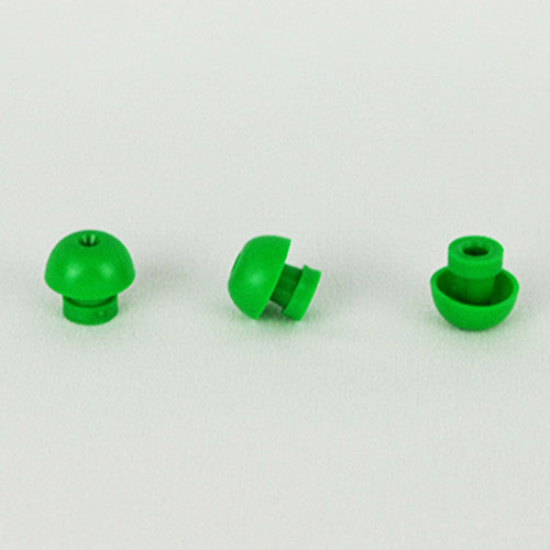 Grason GS Series 14mm Green Eartips (100)