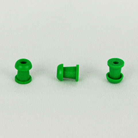 Grason IA Series 9mm Green Eartips (100)