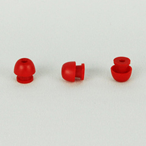 Grason IA Series 11mm Red Eartips (100)