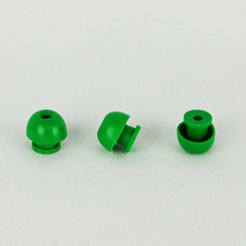 Grason IA Series 13mm Green Eartips (100)
