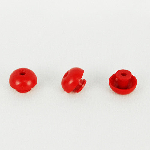 Grason IA Series 16mm Red Eartips (100)