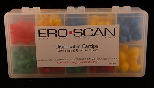 Maico Disposable Eartip Kit (156)