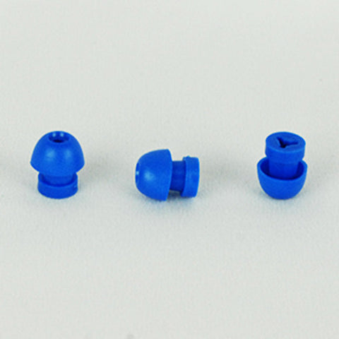 Grason  MO Series 11mm Blue Eartips (100)