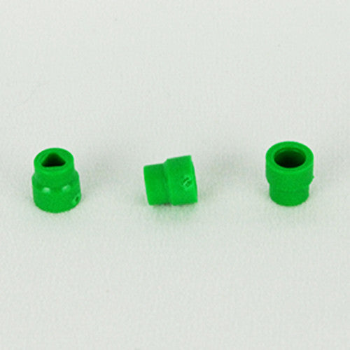 Grason OT3 Series 6mm Green Eartips (100)