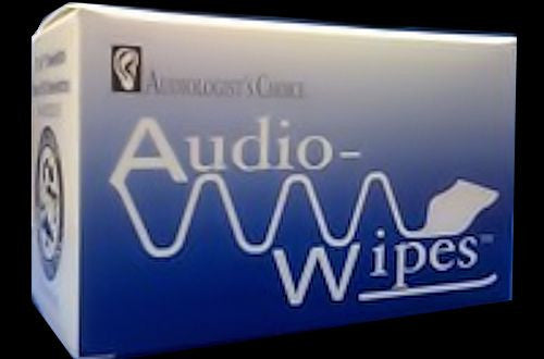 Audiologist's Choice® Audio Wipe Packets (100)