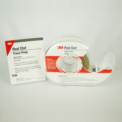 3M Red Dot Trace Prep; 1 Roll