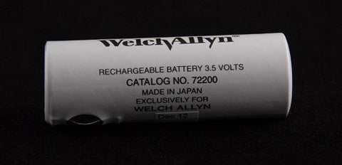 Welch Allyn® 3.5v Rechargeable Battery (1)