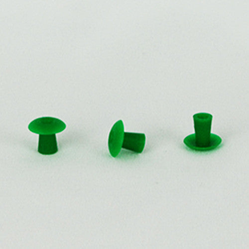 Sanibel™ 13mm Green Umbrella Eartips (100)