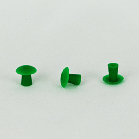 Sanibel 13mm Green Umbrella Eartips (100)