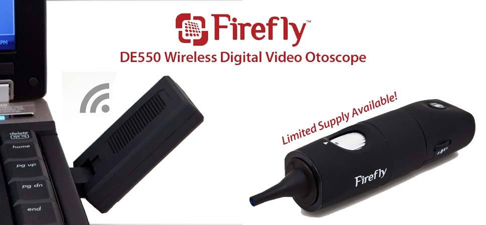 Firefly Digital Otoscope