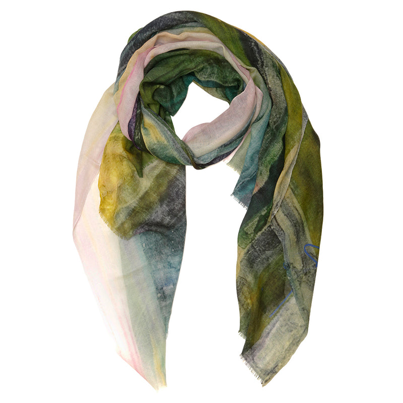 Evening Haze Scarf