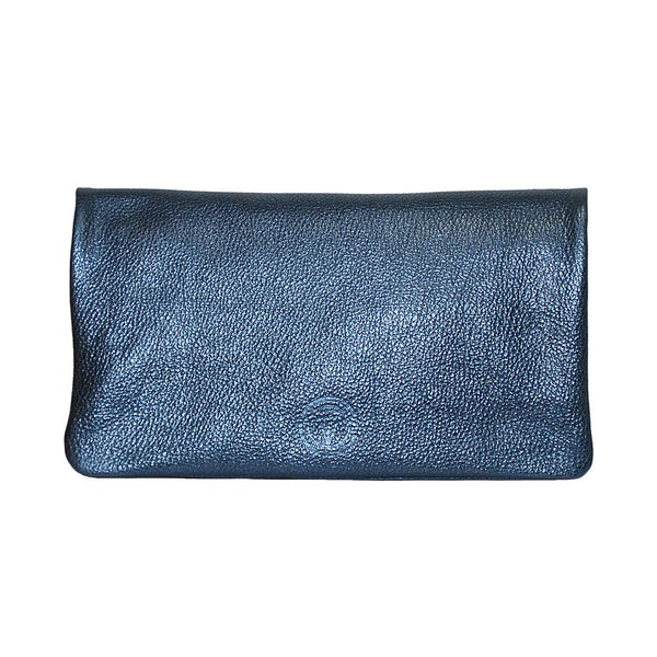 Edinburgh Bag - Metallic Navy
