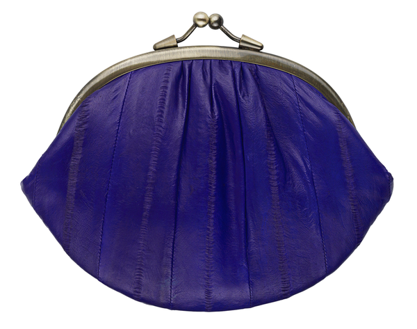 Granny Purse - Purple