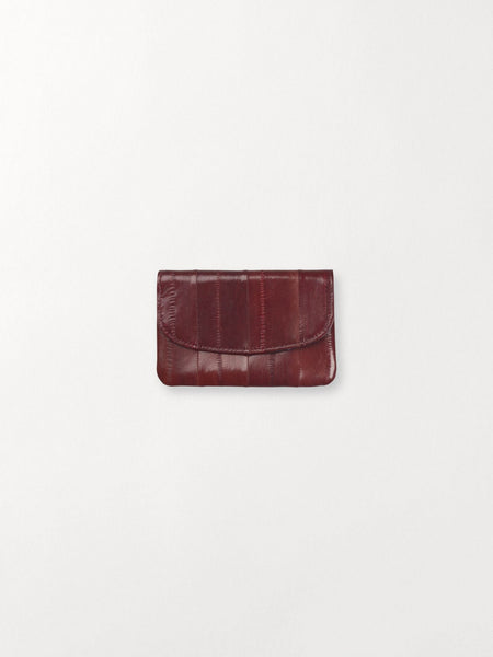 Handy Purse - Wine Red