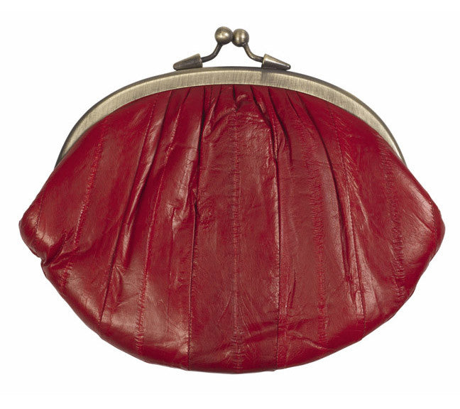 Granny Purse - Red