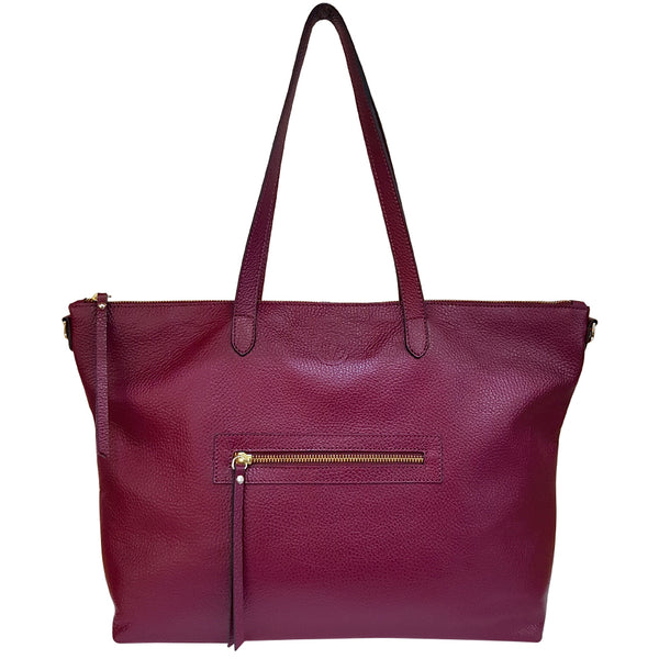 Calton Bag - Bordeaux