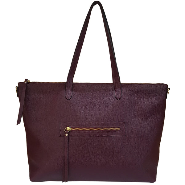 Calton Bag - Port