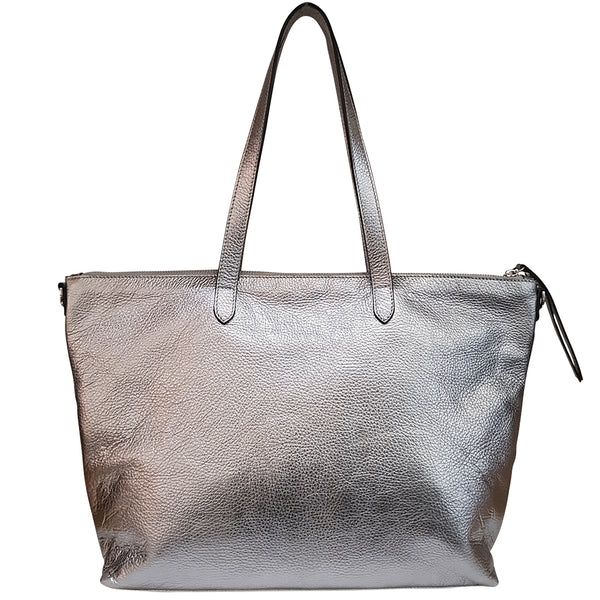 Calton Bag - Winter Silver