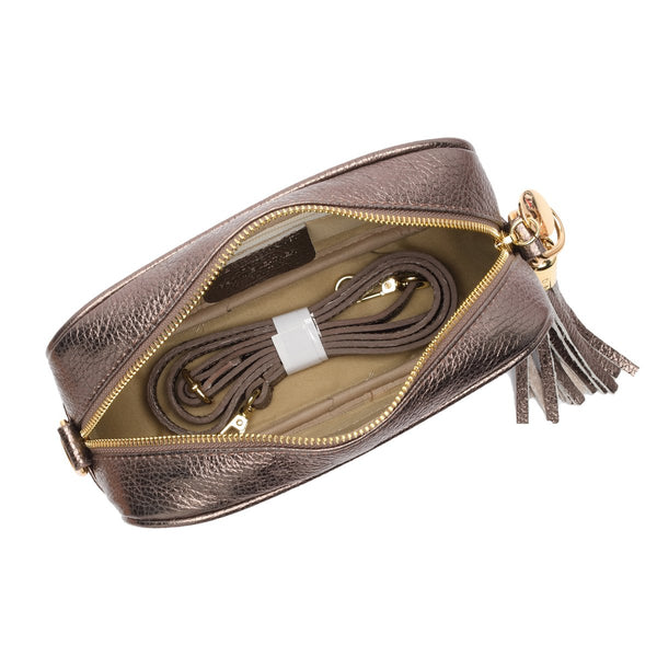 Crossbody Bag - Bronze