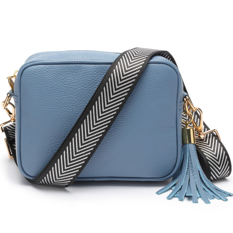 Crossbody Bag - Light Blue