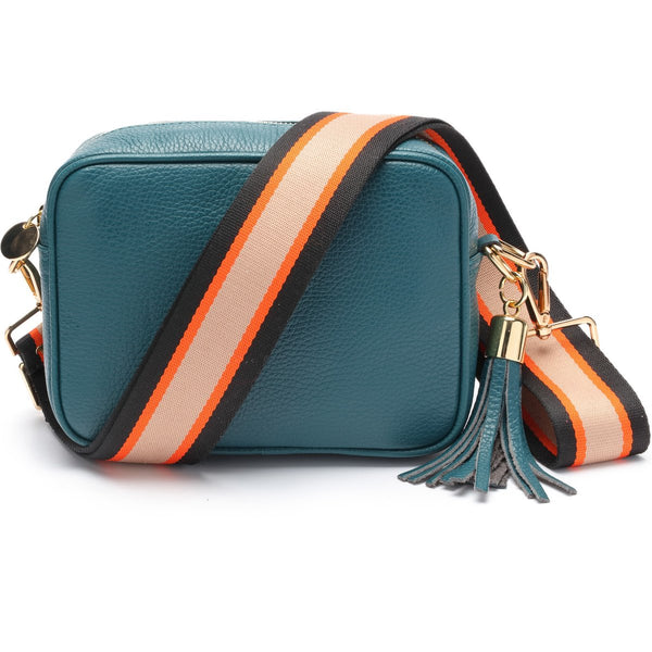 Crossbody Bag - Teal