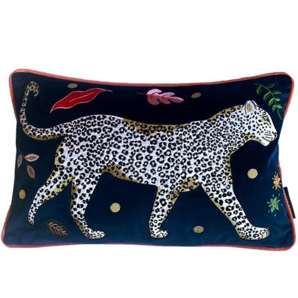 Leopard Cushion Cover - Right