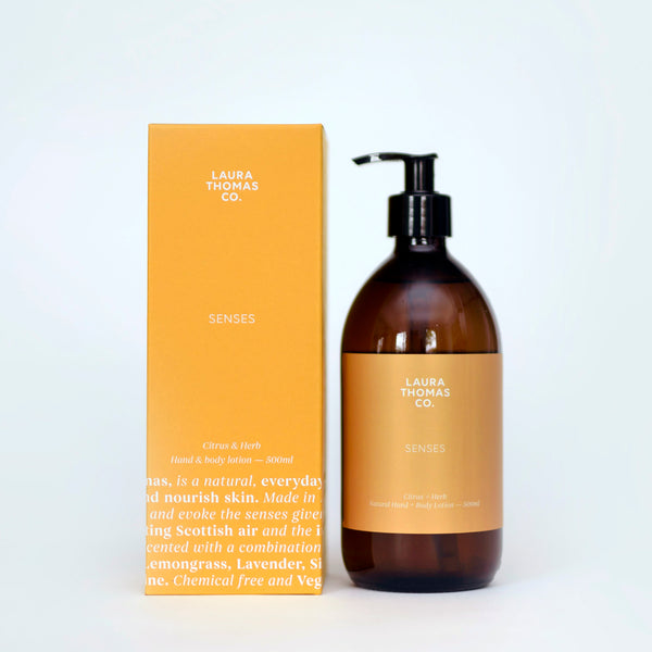 Hand and Body Lotion - Senses