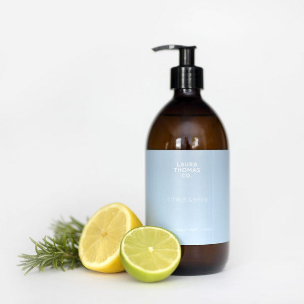 Shower Wash - Citrus and Herb