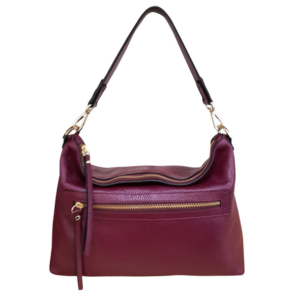 New Town Bag - Bordeaux