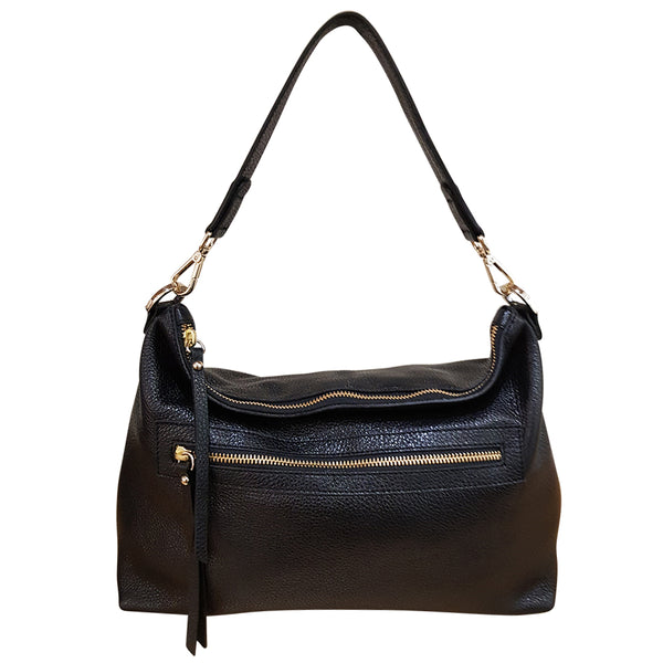 New Town Bag - Luxe Black