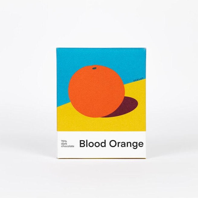 Blood Orange Chocolate