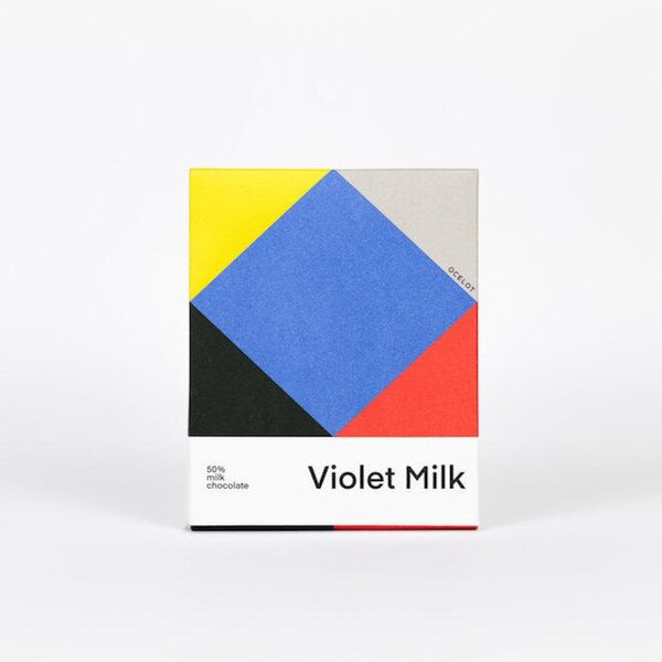 Violet Milk Chocolate