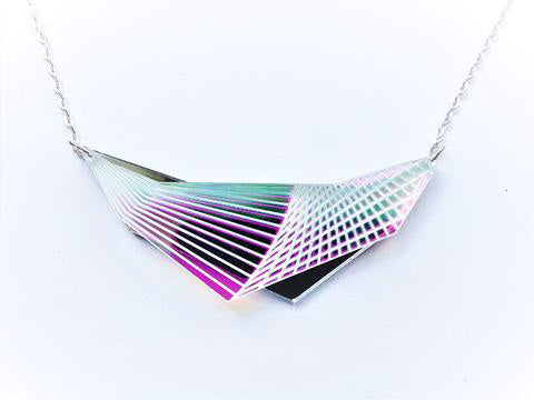 Outrun Aesthetic Necklace