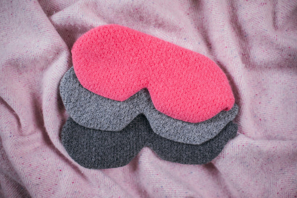 Eye Mask - Blusher Pink