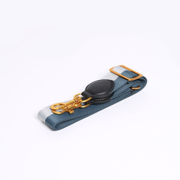 Strap Grey/Petrol - Gold