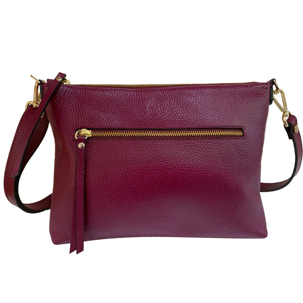 Waverley Bag - Bordeaux