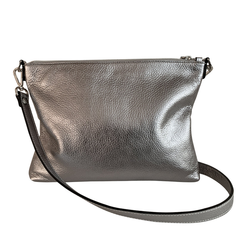 Waverley Bag - Silver
