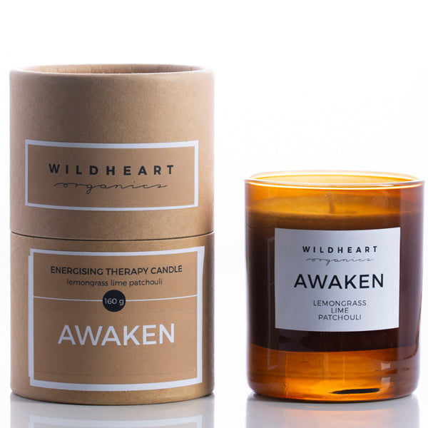 NYC Awaken Candle