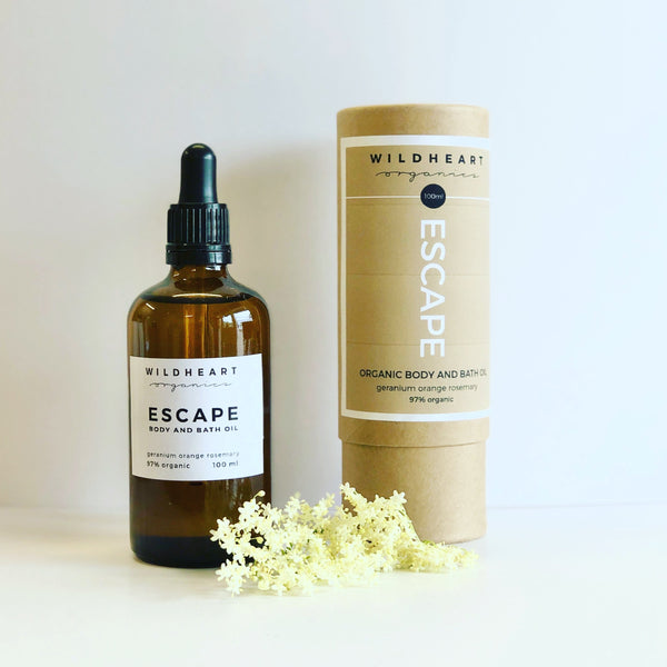 Bath and Body Oil - Escape