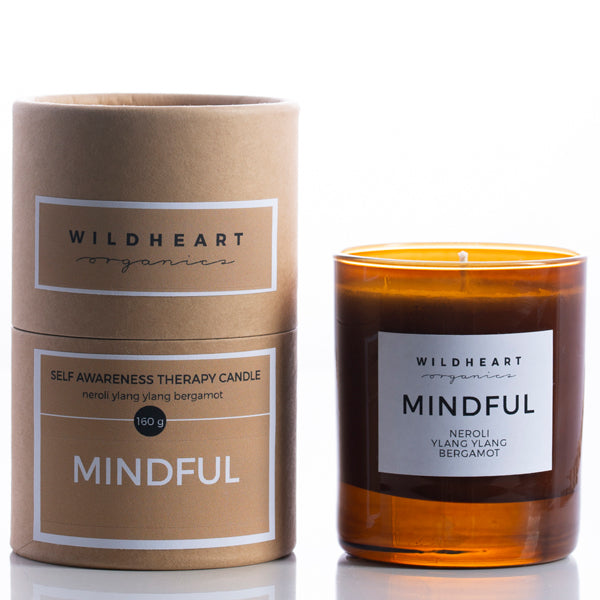 NYC Mindful Candle