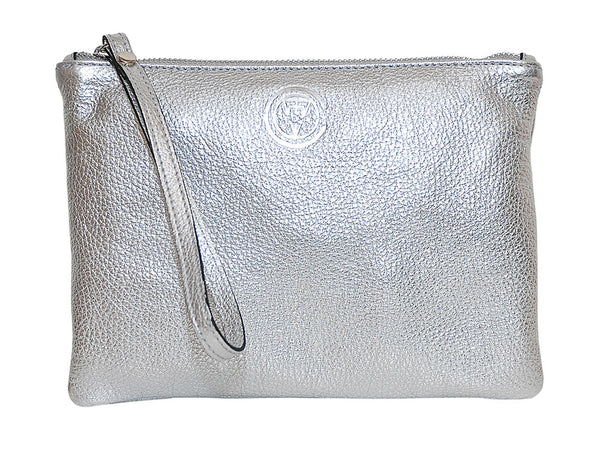 Essential Clutch - Silver