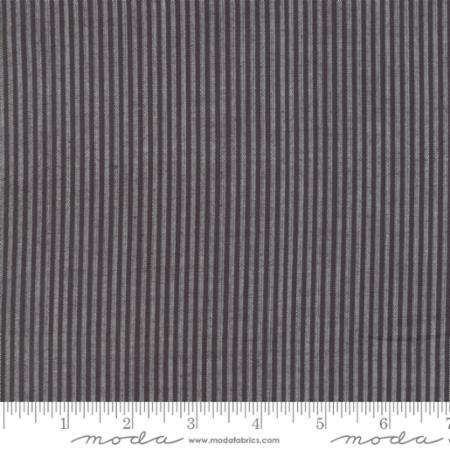 Behind The Scenes Woven by Jen Kingwell Night  Sky Stripes