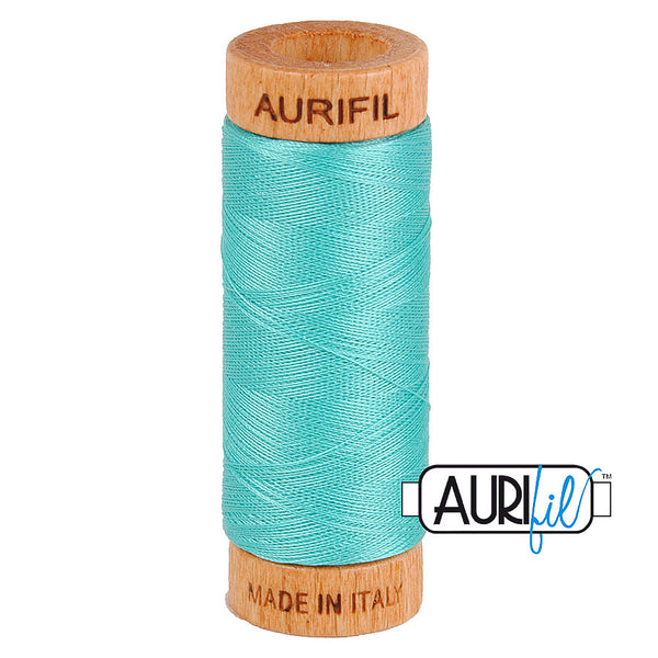 Aurifil Cotton 80wt #1148 Light Jade