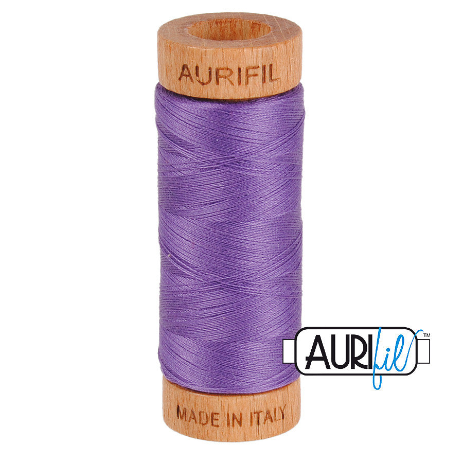 Aurifil Cotton 80wt #1243 Dusty Lavender