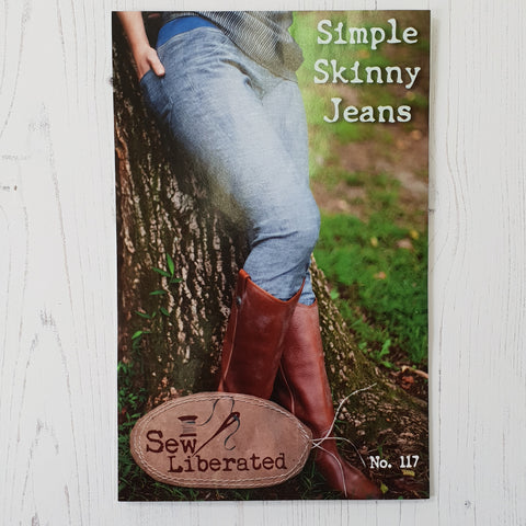 Sew Liberated - Simple Skinny Jeans