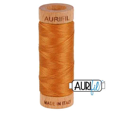 Aurifil Cotton 80wt #2155 Cinnamon