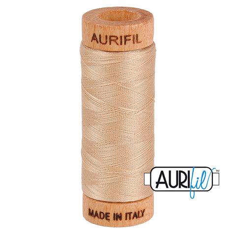 Aurifil Cotton 80wt #2314 Beige