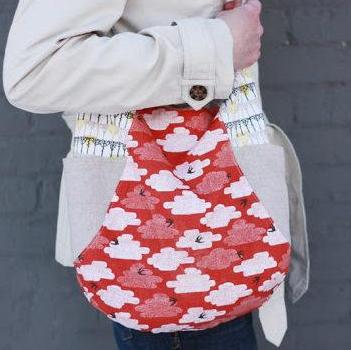 Noodlehead Patterns 241 Tote