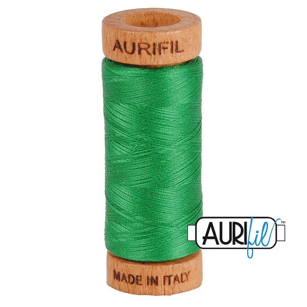 Aurifil Cotton 80wt #2870 Green